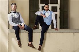 חליפות חתן - אופנת סאלינה