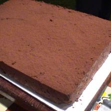 עוגת שוקולד איכותית