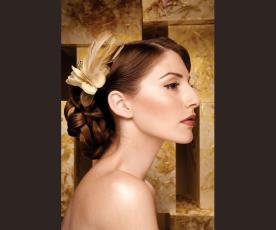 עיצוב שיער אלגנטי למראה סוחף