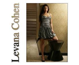 שמלת ערב עם לורקס