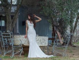 שמלת כלה - ז'אנטה janetta - עיצוב שמלות כלה