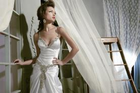 שמלת כלה עיוטרים בסגנון וינטג'