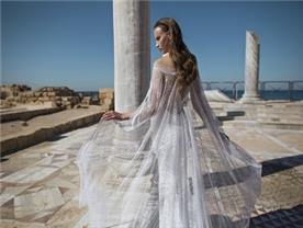 שמלת כלה - נורית חן סטודיו לעיצוב