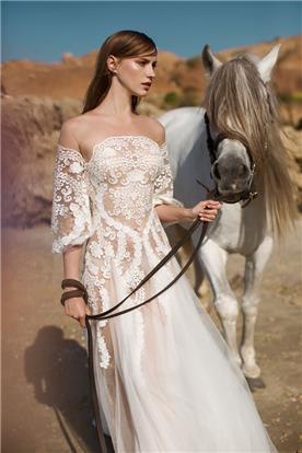 שמלה כלה לערב אחד