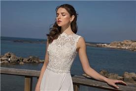 שמלה ערב עם גב חשוף