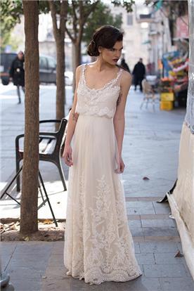 נועה ואיילת - שמלות כלה מעוצבות