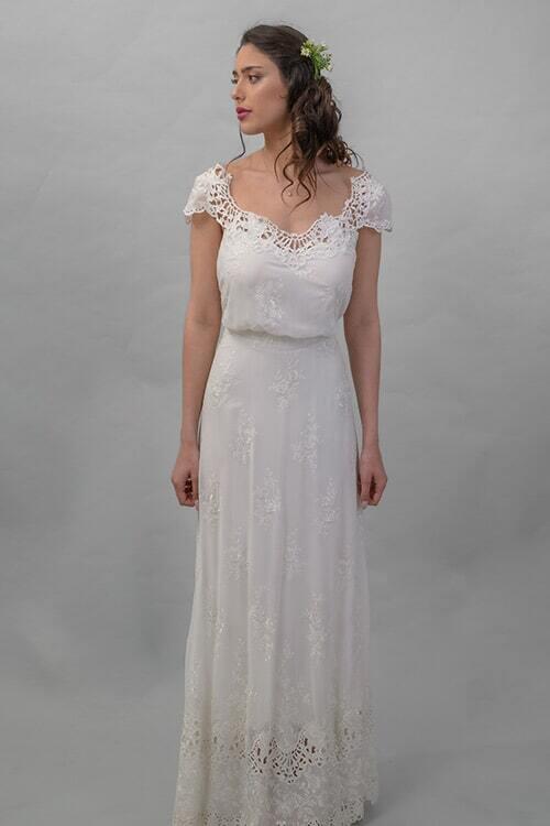 שמלה כלה 2020 מודרנית