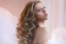 שיער ואיפור לכלה במראה רומנטי