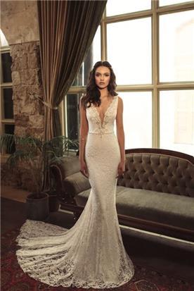 שמלת כלה בגימור מושלם
