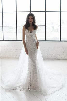 שמלת כלה או ערב: ג'ולי וינו