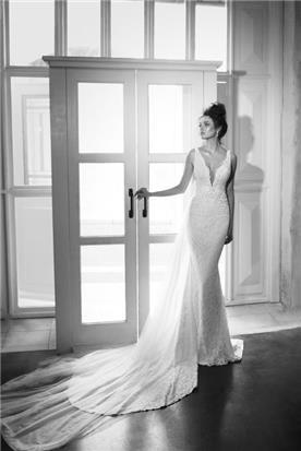 שמלת כלה מעוצבת