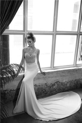 שמלת כלה ממשי