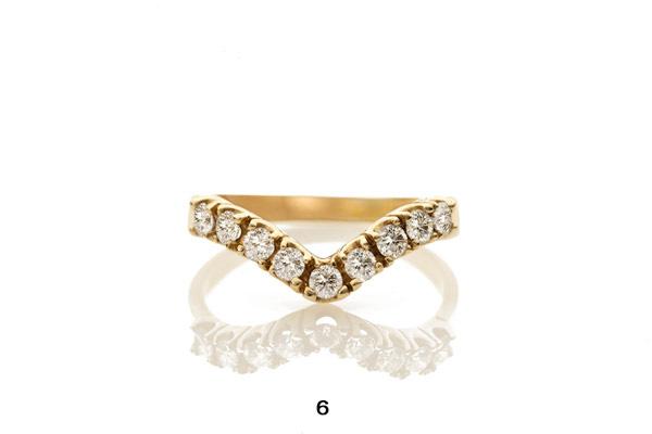 טבעת נישואין מקומרת