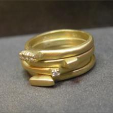 טבעת ארבע שכבות