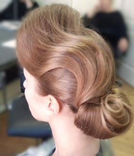 נטלי לצ'ינסקי - מעצבת שיער ומאפרת