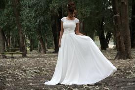 שמלת כלה אלגנטית איכותית