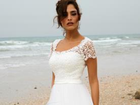 שמלת כלה - מירה-עיצוב שמלות כלה