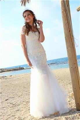 עיצוב שמלות כלה בירושלים
