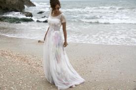 שמלת כלה ייחודית בתפירה מוקפדת