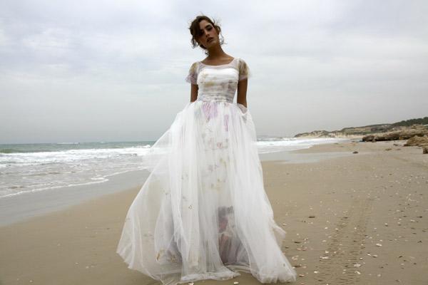 שמלת כלה הוט קוטור מבדים טובים