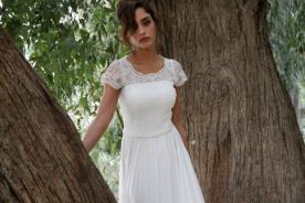 שמלת כלה רומנטית איכותית