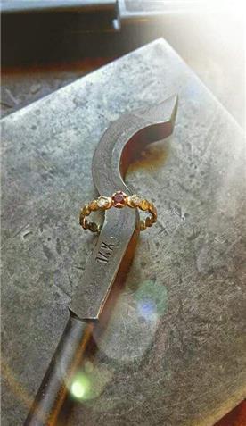 עיצוב תכשיטי זהב