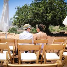 עיצוב חתונות בטבע