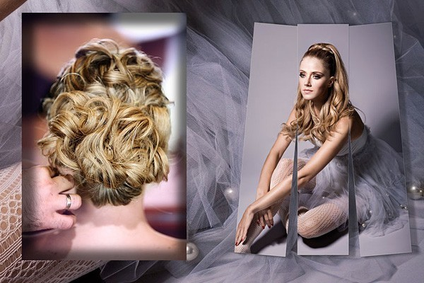 עיצוב שיער ואיפור לכלות