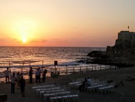 גן אירועים - קיסר ים