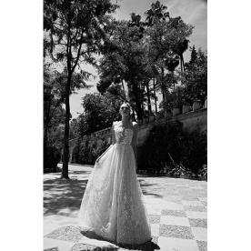 שמלת כלה הוט קוטור נסיכתית