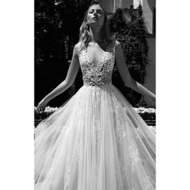 שמלת כלה רומנטית מודרנית