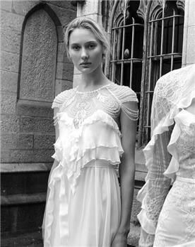 שמלה כלה במידות גדולות