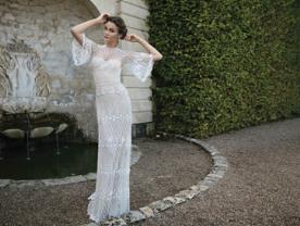 שמלת כלה - אלון ליבנה עיצוב