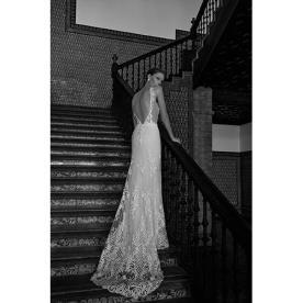 שמלת כלה אלגנטית לחתונה קייצית