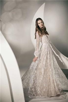 שמלה ערב צמודה