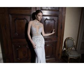 שמלת כלה הוט קוטור עם חרוזים