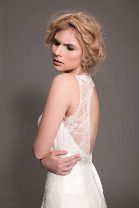 שמלה לכלה בסגנון רך ורומנטי