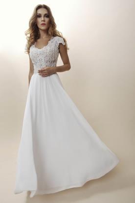 שמלת כלה בלוק רומנטי לערב קסום