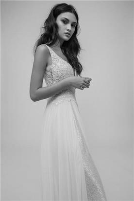 שמלות כלה בסגנון נועז