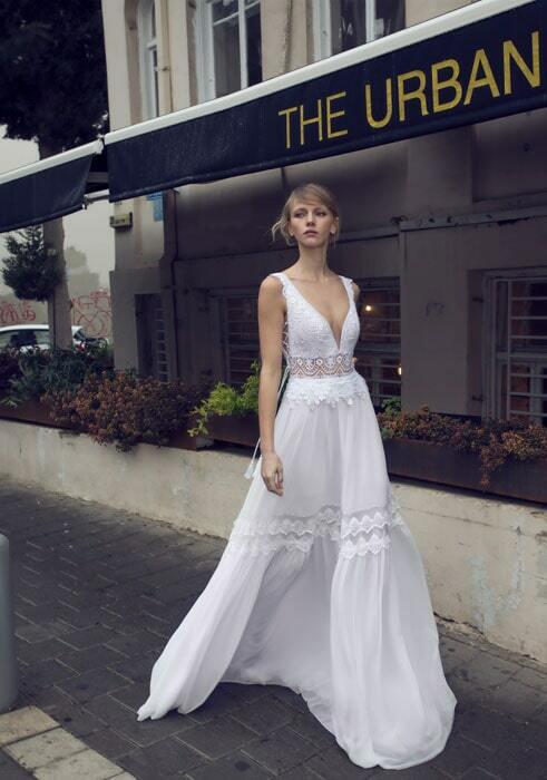שמלת כלה איכותית- מיקה