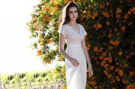 שמלת כלה בלוק רומנטי לכלה העדינה