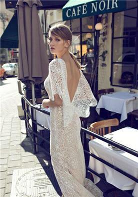 שמלת כלה או ערב: מיקה - שמלות כלה במחירים שפויים