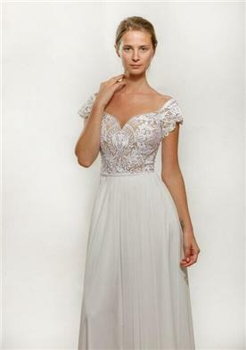 שמלת כלה בהתאמה אישית- מיקה