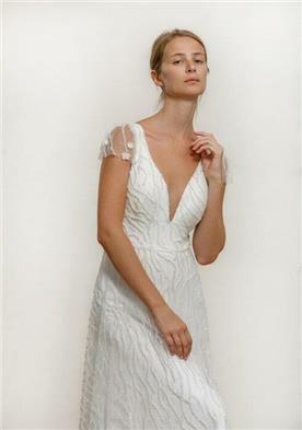 שמלת כלה בתפירה עילית