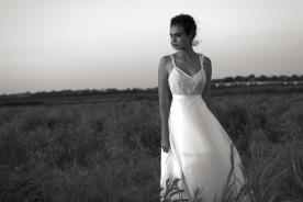 שמלת כלה רומנטית לערב מושלם