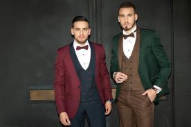 חליפות שלושה חלקים- קולקציית בגדי חתן