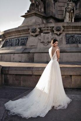 שמלת כלה בסגנון מלכותי