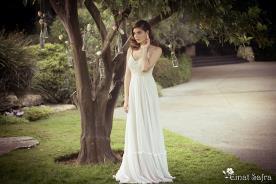 שמלת כלה קלאסית רומנטית