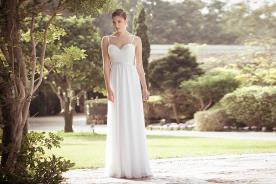 שמלת כלה קלאסית גזרת מחוך