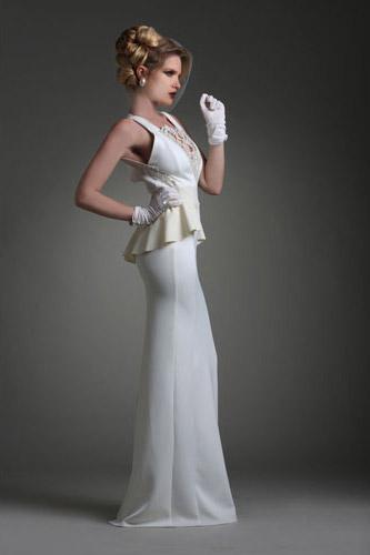 שמלת כלה וינטאג לכלה ההוליוודית